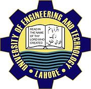 Logo of University of Engineering and Technology Lahore